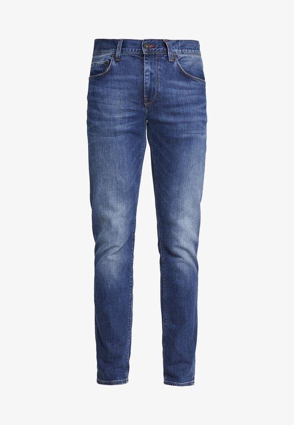 Cars Jeans DOUGLAS - Jeansy Straight Leg - stone used/szary Odzież Męska KLFY