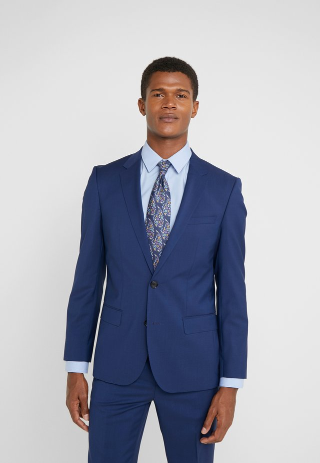 HENRY - Suit jacket - medium blue