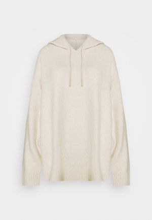 MARY HOODIE - Hoodie - beige light