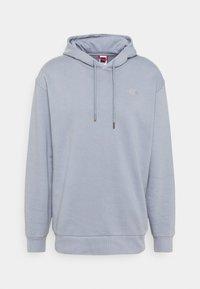 CITY STANDARD HOODIE - Sweatshirt - tradewinds grey