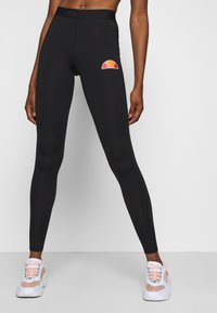 Ellesse - ALMIATA - Leggings - black - 0