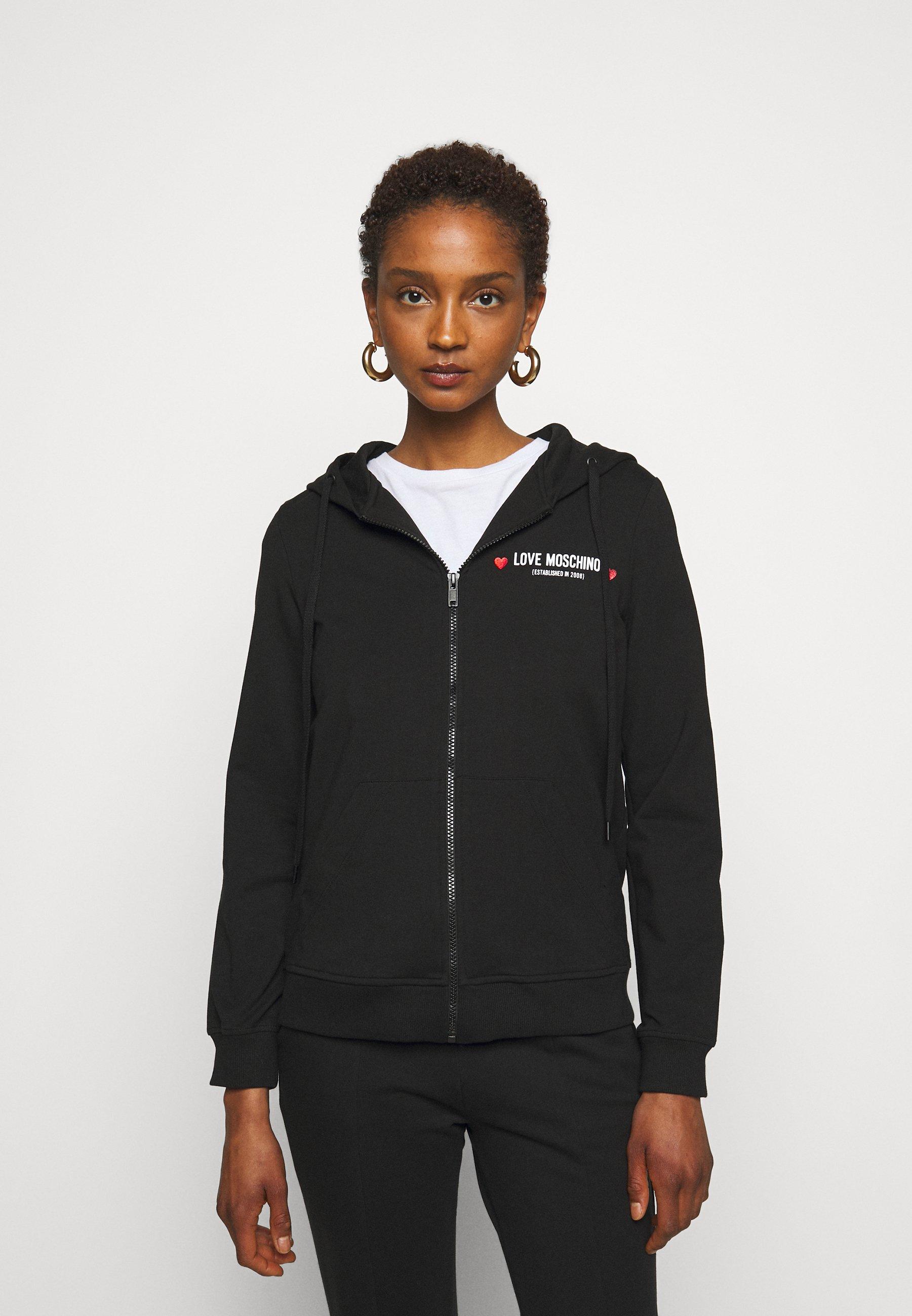 Women SET - Zip-up sweatshirt