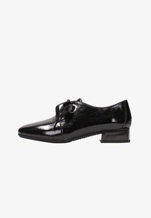ANETO - Šněrovací boty - black