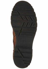 Bugatti - Winter boots - cognac - 4