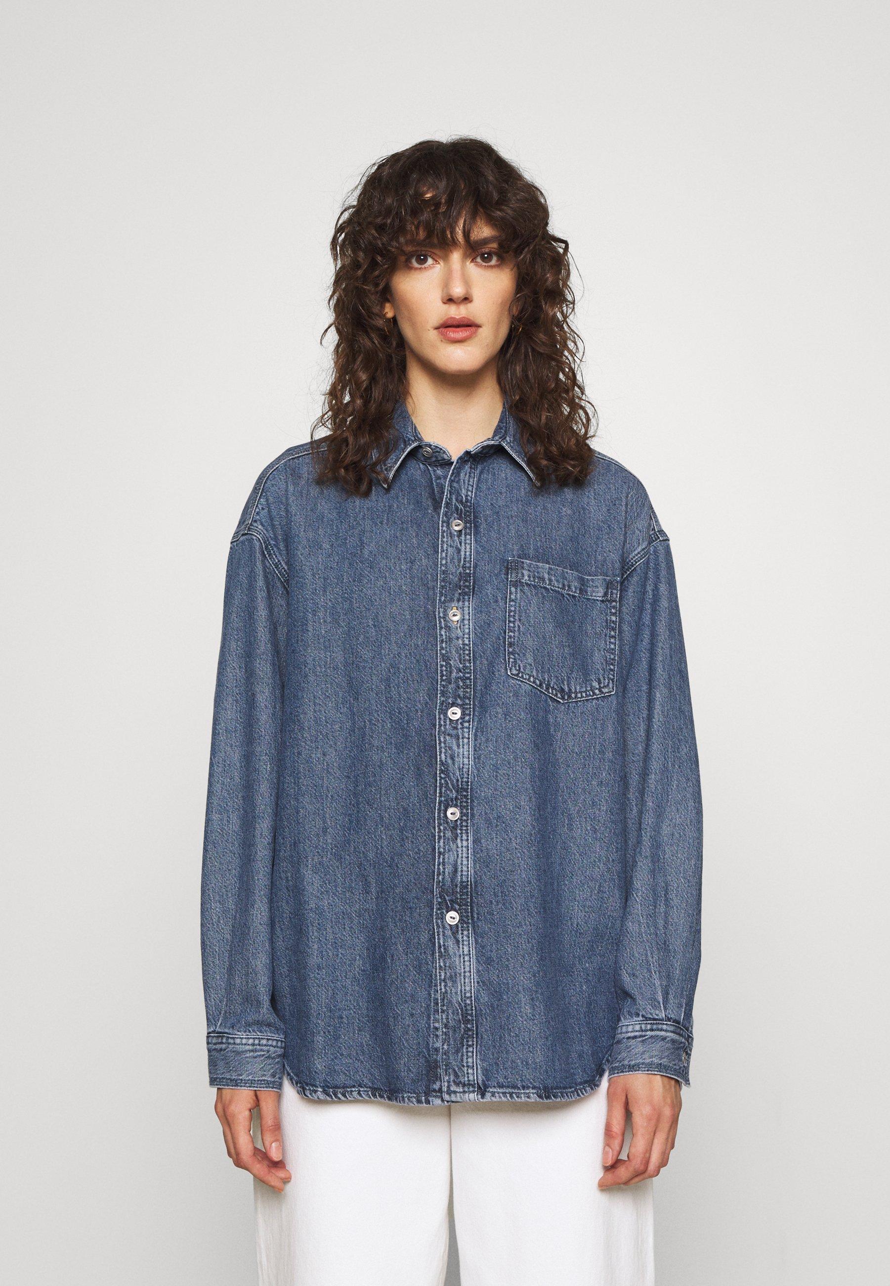 Donna OVERSIZED SHIRT - Camicia