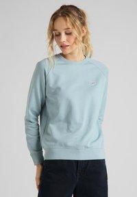 Lee - Sweatshirts - faded blue - 0