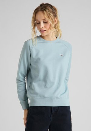 Sweatshirt - faded blue