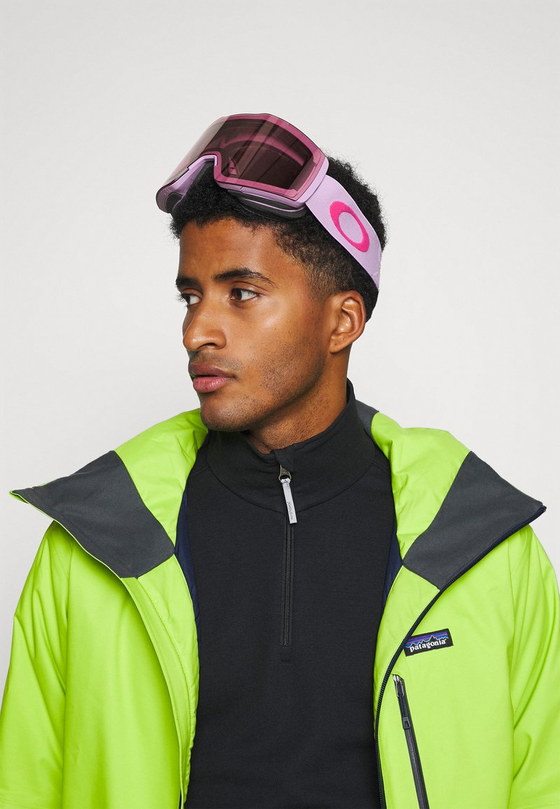 Oakley - FALL LINE XM UNISEX - Ski goggles - prizm snow/hi pink