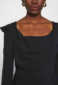 Vivienne Westwood - ELIZABETH DRESS - Jersey dress - black - 4