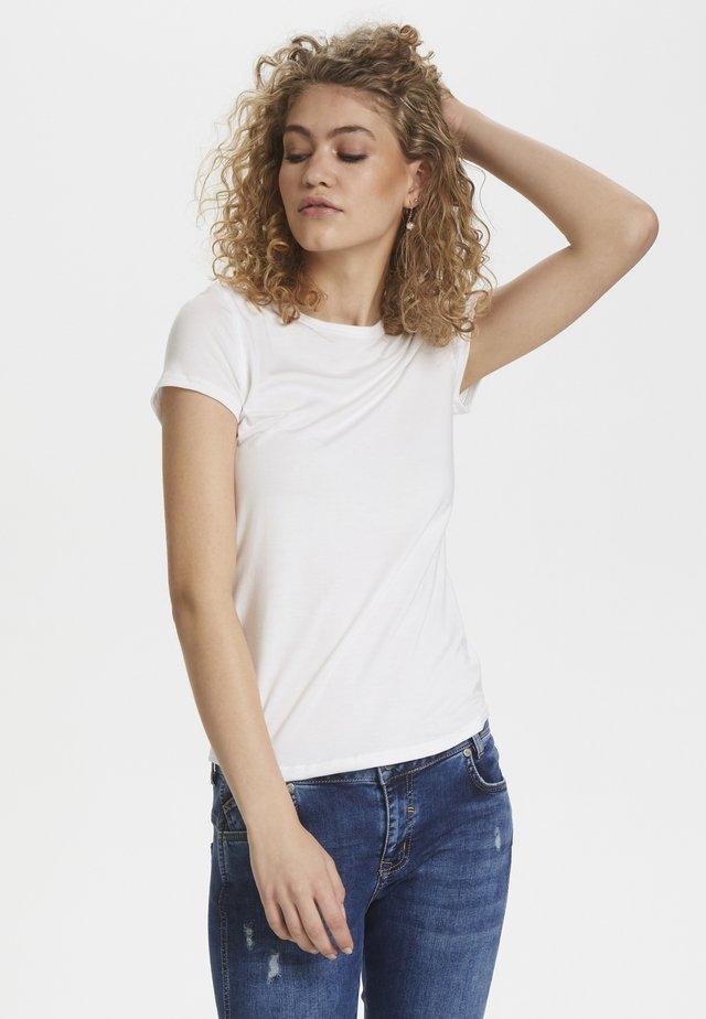 T-shirt basic - optical white