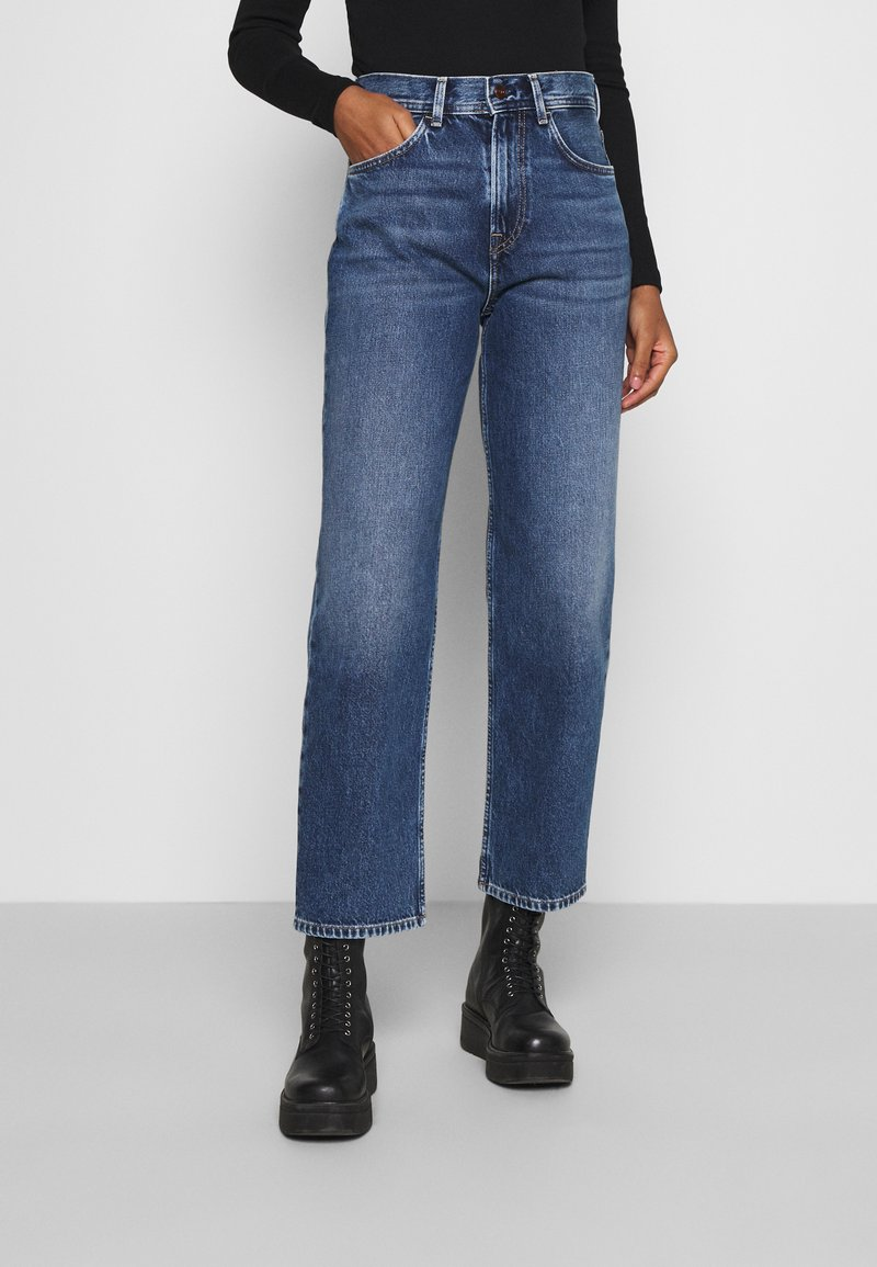 Pepe Jeans - DOVER - Relaxed fit jeans - denim