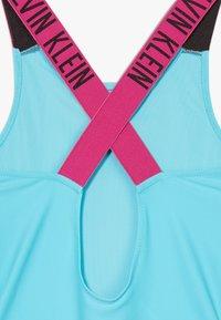 Calvin Klein Swimwear - SWIMSUIT INTENSE POWER - Swimsuit - blue - 4