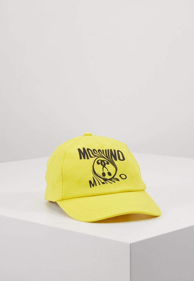 Casquette - blazing yellow