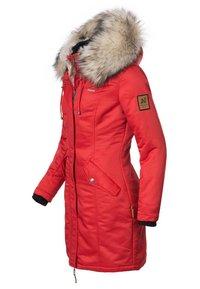 Navahoo - DAYLIGHT - Winter coat - red - 2