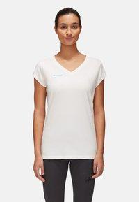 Mammut - MASSONE - T-Shirt print - white - 1