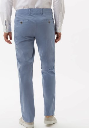 STYLE JIM S - CHINO - Trousers - sky