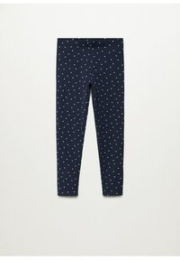 Mango - 3 PACK - Leggings - Trousers - royal blue - 1