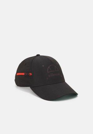 RIFUGIO - Cap - black