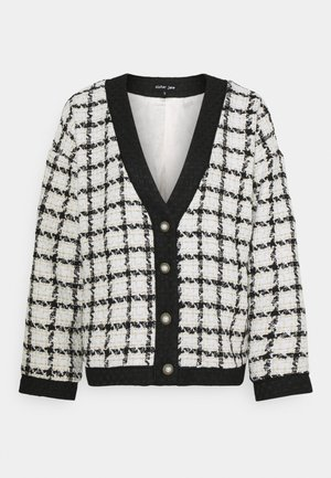 SUPPER CLUB CARDIGAN - Cardigan - ivory