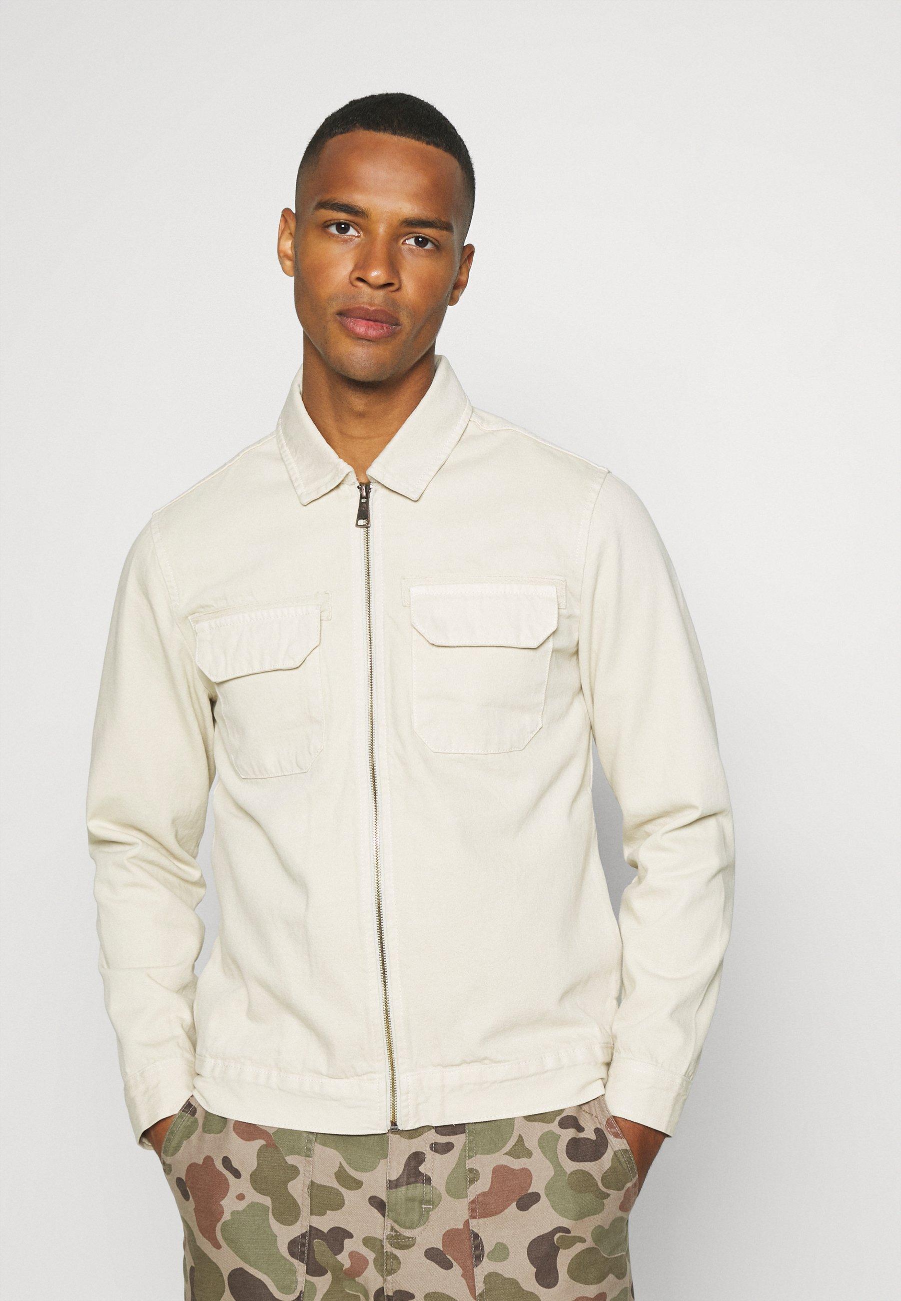 Uomo ROMAN JACKET - Giacca di jeans