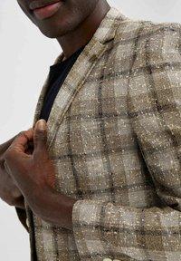 DeFacto - Blazer jacket - brown - 6