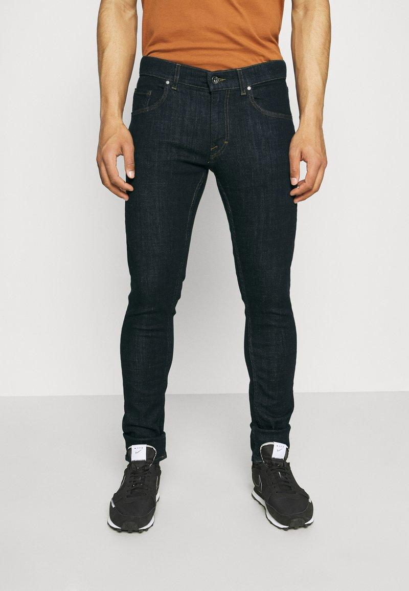 Tiger of Sweden Jeans - Jeans Skinny Fit - dark blue denim
