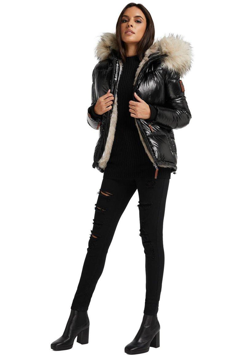 Navahoo - TIKUNAA - Winter jacket - black