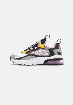 AIR MAX 270 - Sneakersy niskie - particle grey/light arctic pink/dark sulfur/black/white