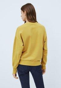 Pepe Jeans - MONA - Sweatshirt - colemans gelb - 2