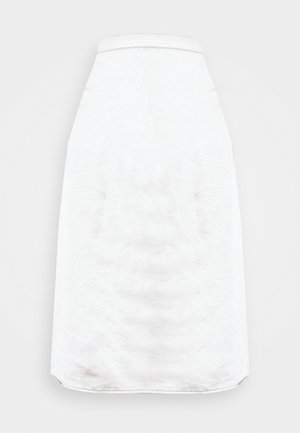 VIMEKO MIDI SKIRT - A-line skirt - dove