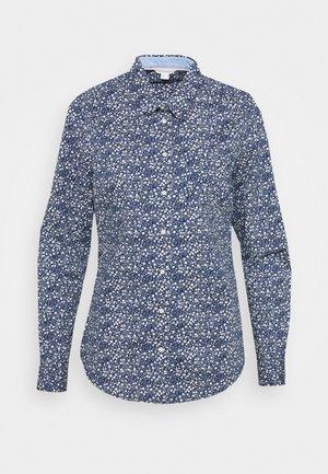 Skjorte - medium blue