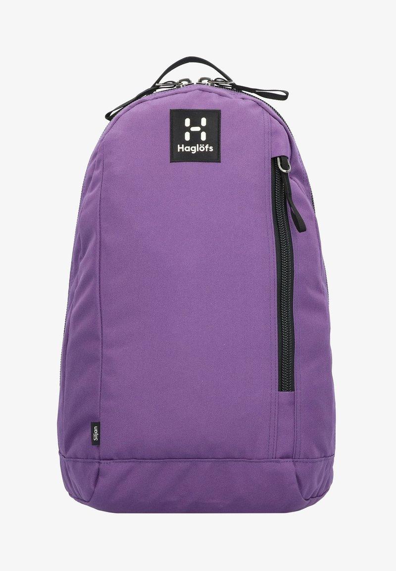 Haglöfs - Backpack - purple rain/true black