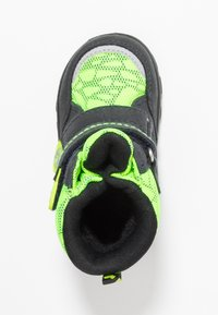 Lurchi - KEKO SYMPATEX  - Winter boots - atlantic/neon yellow - 1