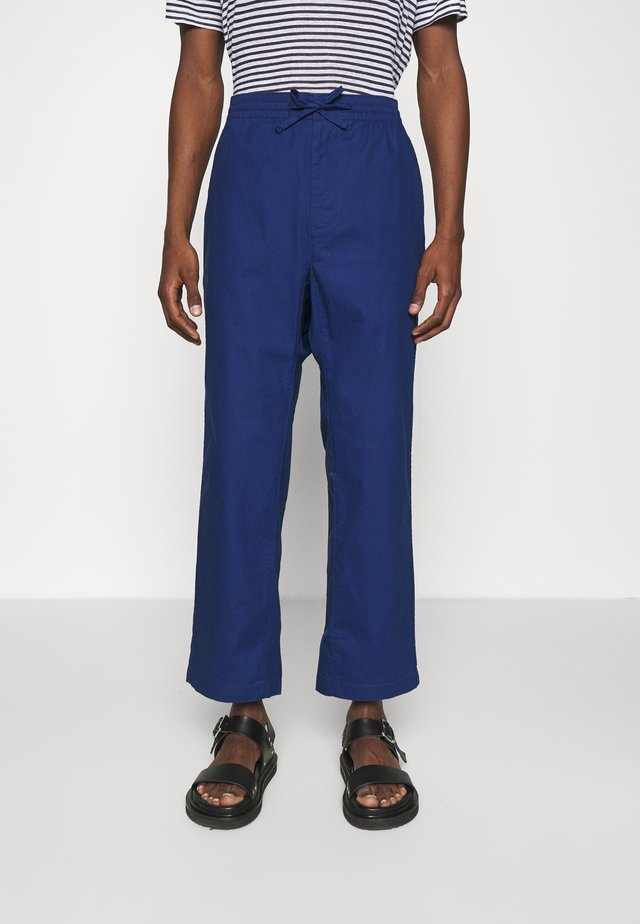 KARATE PANT - Trousers - navy