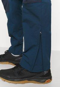 Regatta - QUESTRA III - Outdoorové kalhoty - navy - 5