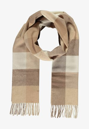 Scarf - taupe