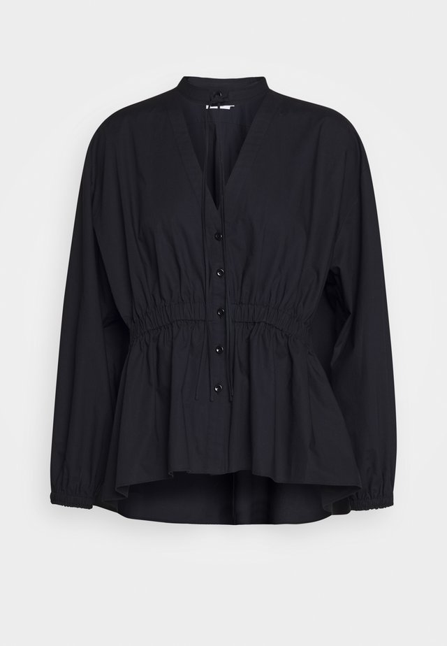 SHIRTING BLOUSE - Blůza - midnight