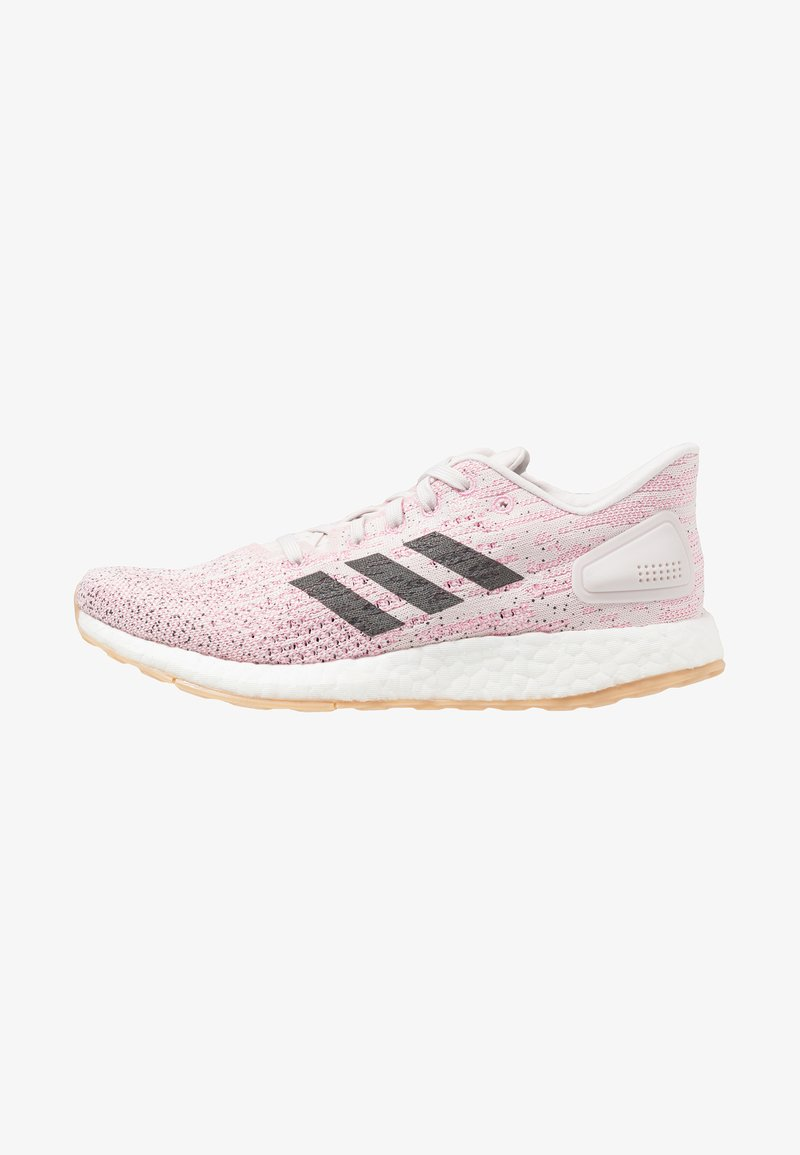 adidas Performance - PUREBOOST DPR  - Chaussures de running neutres - true pink/carbon/orchid tint