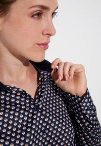 Eterna - Button-down blouse - marine - 2