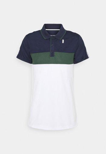 TYLER - Polo shirt - sycamore