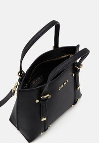 DKNY - BO MINI - Handbag - black/gold-coloured - 2