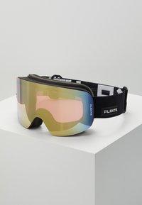 Flaxta - PRIME UNISEX - Occhiali da sci - black - 0