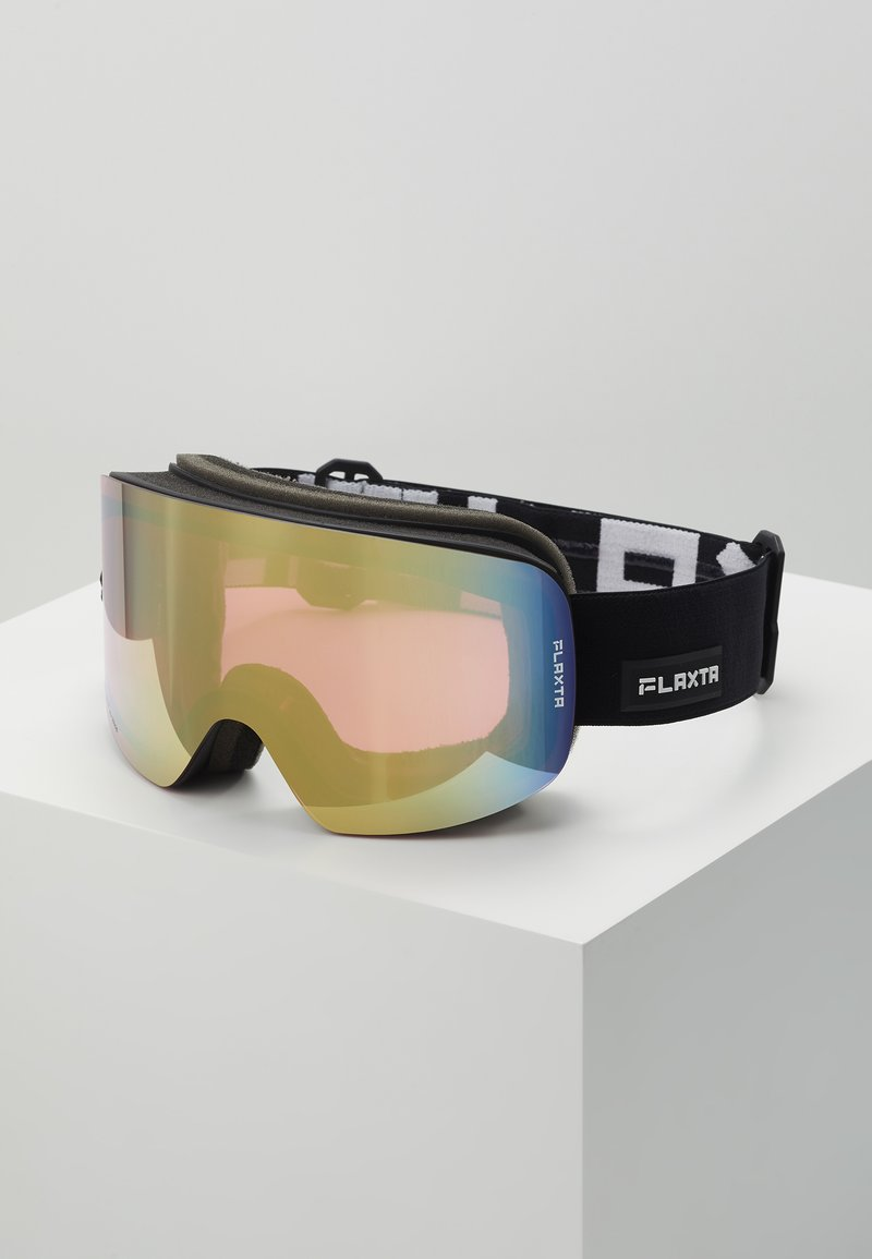 Flaxta - PRIME UNISEX - Occhiali da sci - black