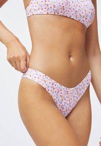 OYSHO - Bikinibroekje - mauve - 0