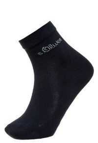 s.Oliver - 9 PACK - Calcetines - blue - 2