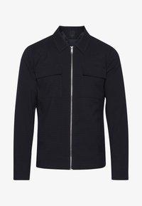 Casual Friday - BOBBY WITH ZIPPER - Light jacket - navy blazer - 4