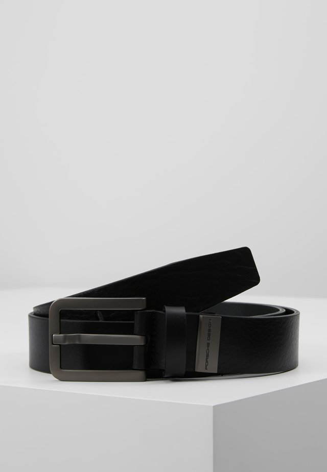 BASIC - Belt business - black