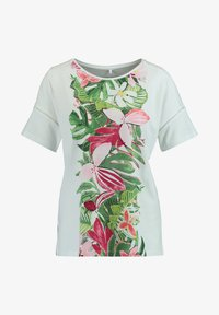 Gerry Weber Casual - T-shirt med print - white - 3