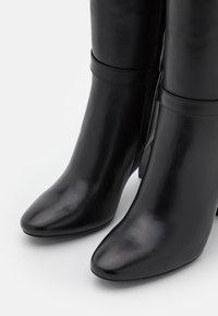Lauren Ralph Lauren - MANDY BOOTS CASUAL - Boots - black - 4