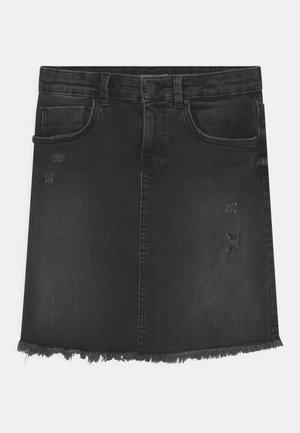 LIME - Mini skirt - senia wash